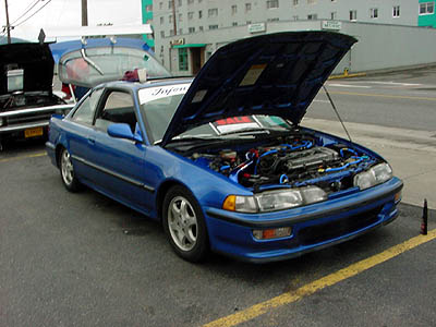 Acura On 1992 Integra